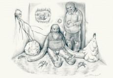 Extrait de Le lac aux vélies - Un conte musical mis en image