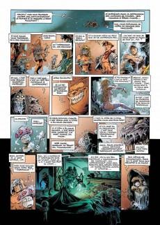 Extrait de Lanfeust des Étoiles -7- Le secret des Dolphantes