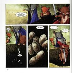 Extrait de Légendes de la Garde -1- Automne 1152