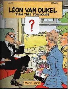 Extrait de Léon-la-terreur (Léon Van Oukel) -0a- Léon Van Oukel s'en tire toujours