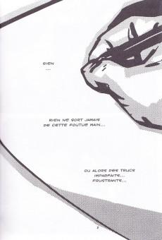 Extrait de Les carnets de la Grenouille Noire -0- Conscient de vacuité