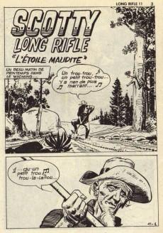Extrait de Long Rifle -11- L'étoile maudite