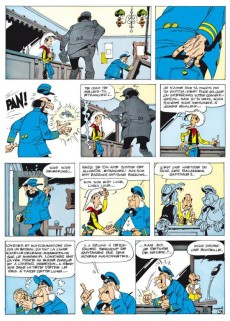 Extrait de Lucky Luke (Intégrale Dupuis/Dargaud) -6b09- Volume 6 - (1959-1960)
