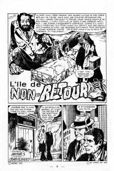 Extrait de Le manoir des fantômes (1re série - Arédit - Comics Pocket)  -6- L'île de non-retour
