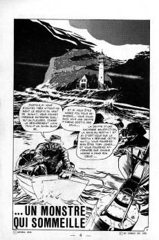 Extrait de Le manoir des fantômes (1re série - Arédit - Comics Pocket)  -8- ...Un monstre qui sommeille