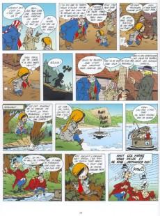 Extrait de Marine (Les mini aventures de) -5- Old man river