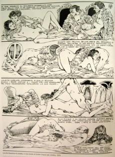 Extrait de Marquis de Sade - anthologie illustrée - Marquis de Sade - Anthologie illustrée