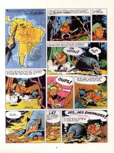 Extrait de Martin Milan (2e Série) -2'- Les clochards de la jungle