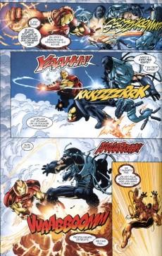 Extrait de Marvel (Les incontournables) -2- Iron man