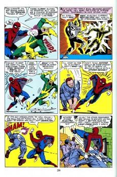 Extrait de Marvel Masterworks (1987) -1- The amazing Spider-Man n° 1-10 & amazing fantasy n° 15