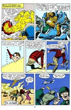 Extrait de Marvel Masterworks (1987) -2- The Fantastic Four n° 1-10