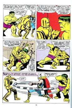Extrait de Marvel Masterworks (1987) -4- The Avengers n° 1-10