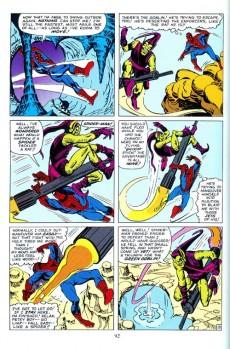 Extrait de Marvel Masterworks (1987) -5- The Amazing Spider-Man n° 11-20