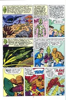Extrait de Marvel Masterworks (1987) -6- The Fantastic Four n° 11-20