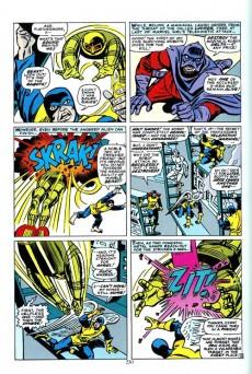 Extrait de Marvel Masterworks (1987) -7- The X-Men n° 11-21