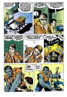 Extrait de Marvel Masterworks (1987) -8- The Incredible Hulk n° 1-6