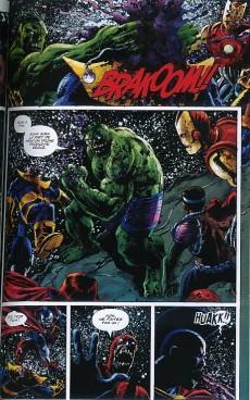 Extrait de Marvel Zombies -3- Le goût de la mort