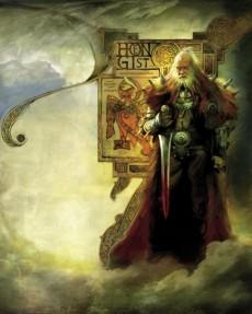 Extrait de Merlin (Istin/Briclot/Rossbach) - Merlin