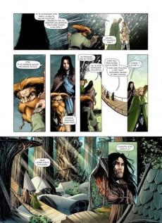 Extrait de Merlin - La quête de l'épée -3- Swerg le maudit