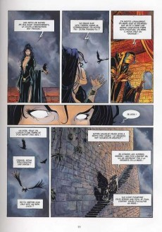 Extrait de Merlin (Nucléa/Soleil) -1Pub- La Colère d'Ahès