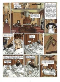 Extrait de Les mondes perdus de Conan Doyle -1- Le mystère de Baharia