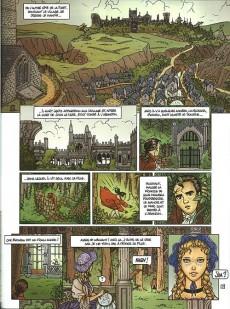 Extrait de Moonfleet (Rodolphe/Hé) -1- La crypte des Mohune