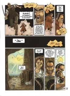 Extrait de Moonfleet (Rodolphe/Hé) -2- Le trésor de John le noir