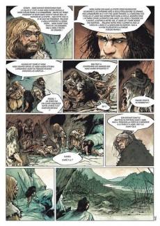 Extrait de Neandertal -1- Le Cristal de Chasse