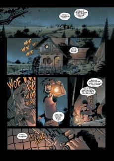 Extrait de Nocturnes rouges - Origines -1- L'héritage du chasseur