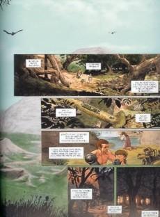 Extrait de Nova (Blondel/Jaouen) -2- Le messager des dieux