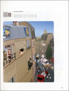 Extrait de (AUT) De Pins - Artbook