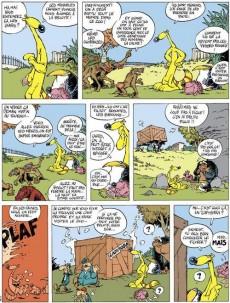 Extrait de Pedro le coati -3- Tome 3