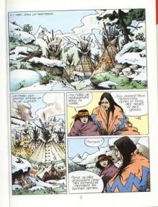 Extrait de Petit-Renard -4- Le fil magique