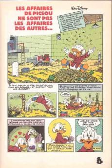 Extrait de Picsou Magazine Hors-Série -1- La jeunesse de Picsou