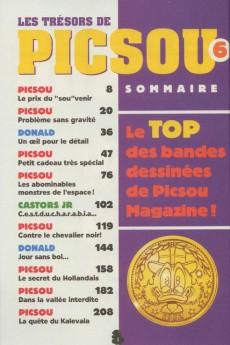Extrait de Picsou Magazine Hors-Série -6- Les trésors de Picsou
