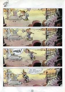 Extrait de Pierre Tombal -3a1987- Mort aux dents
