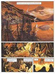 Extrait de Les pionniers du Nouveau Monde -12a2006- Le murmure des grands arbres