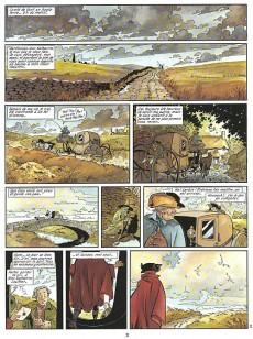 Extrait de Les pionniers du Nouveau Monde -5d2006- Du sang dans la boue