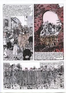 Extrait de Putain de guerre ! -4- 1917