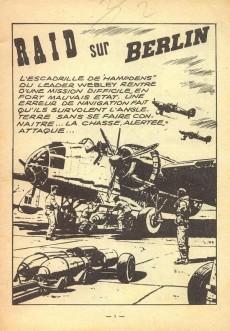 Extrait de Rapaces (Impéria) -26- Raid sur Berlin