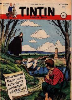 Extrait de (Recueil) Tintin (Album du journal - Édition française) -10- Tintin album du journal