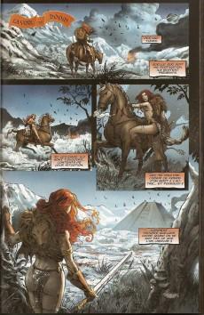 Extrait de Red Sonja -2- Red Sonja contre Thulsa Doom