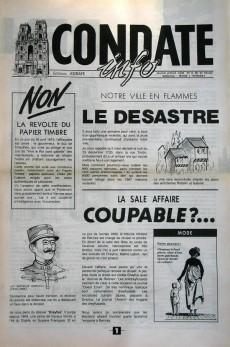 Extrait de Rennes le temps d'une histoire