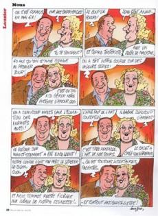 Extrait de Pilote (Le journal qui s'amuse à revenir) -3- Mai 68