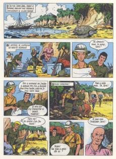 Extrait de Robert et Bertrand -44- Le grand mystère II