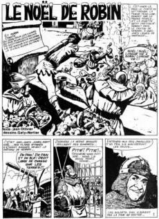 Extrait de Robin (Les Exploits de) -1'- Le magazine des chevaliers d'aventures n°1