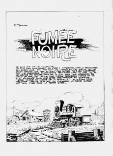 Extrait de Samedi Jeunesse -79- Fumée noire