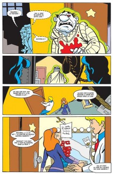 Extrait de Scooby-Doo ! -1- A la chasse aux fantômes