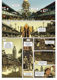 Extrait de Sept -6- Sept Yakuzas