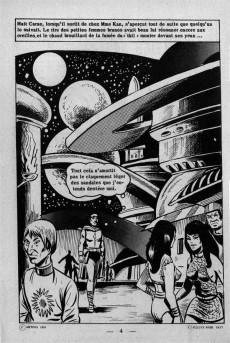 Extrait de Sidéral (3e série - Arédit - Comics Pocket) -2- La porte vers l'infini